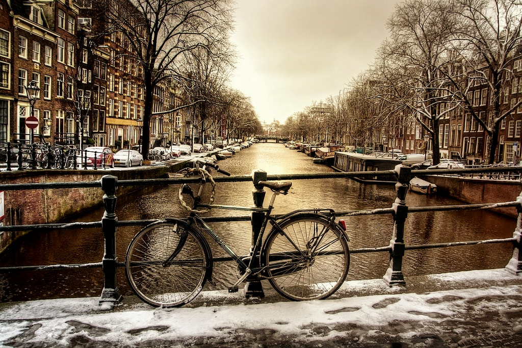 Photograph Walking Amsterdam by Isidoro M on 500px