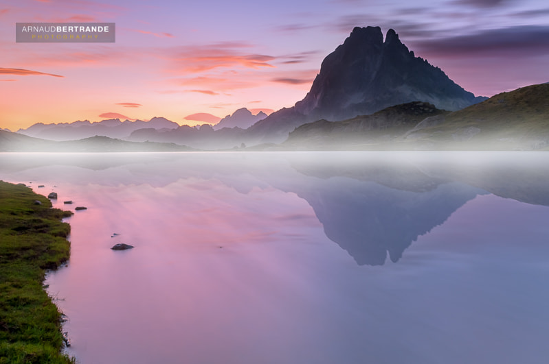 Photograph Pic d'ossau by Arnaud Bertrande on 500px