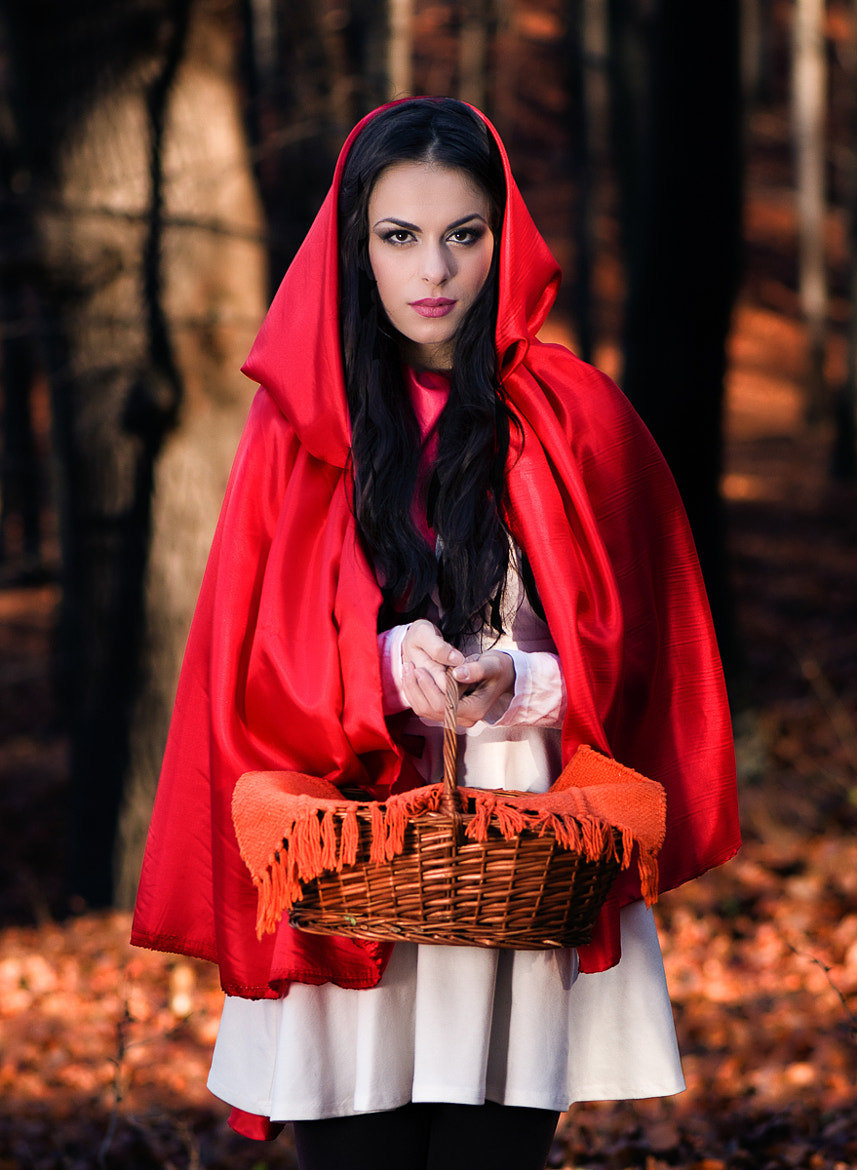 Photograph Little Red Riding Hood by Stefan Neagu on 500px