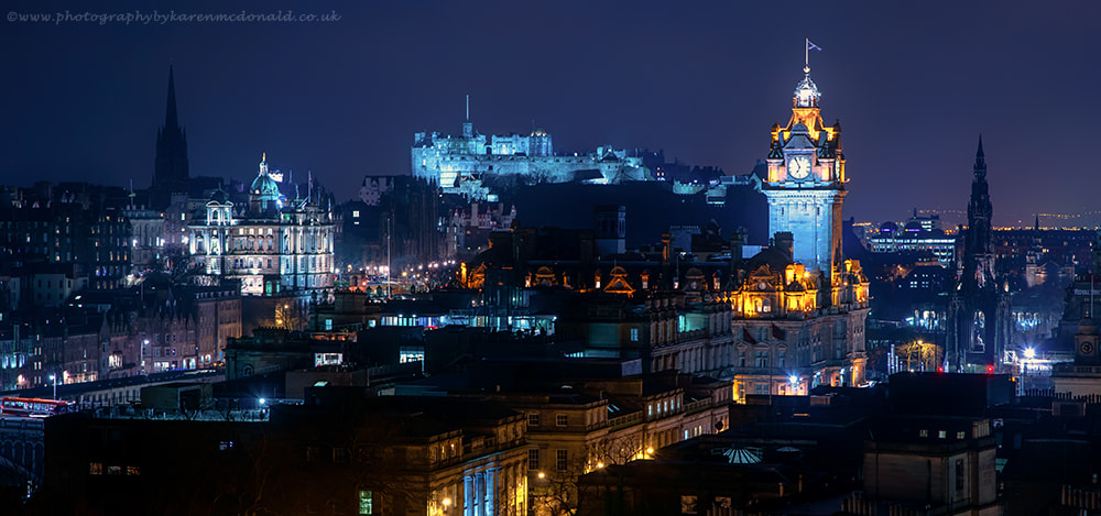 Photograph Edinburgh, Scotland. by Karen McDonald on 500px