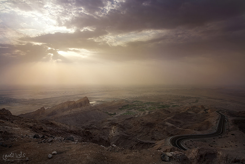Photograph Up from the city by Ali AlNuaimi on 500px