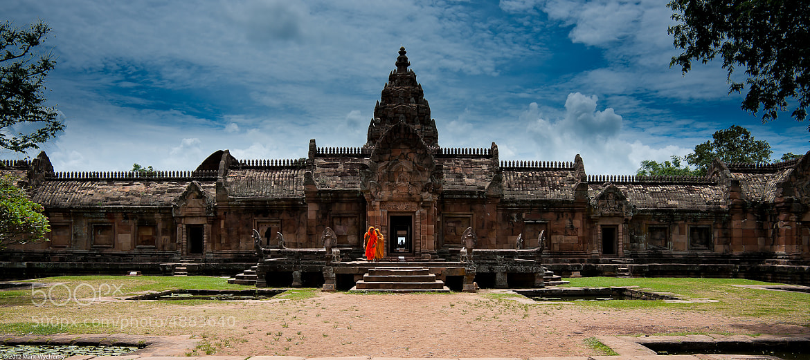 Photograph Phanom Rung by Mark Wycherley on 500px