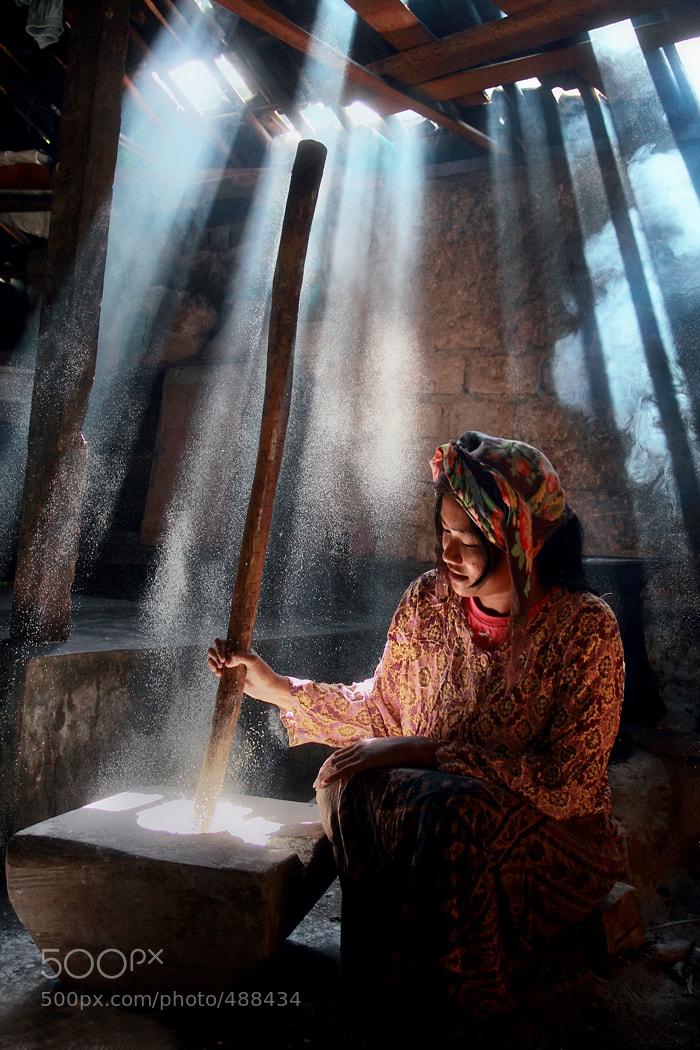Photograph FLOUR by dewan irawan on 500px