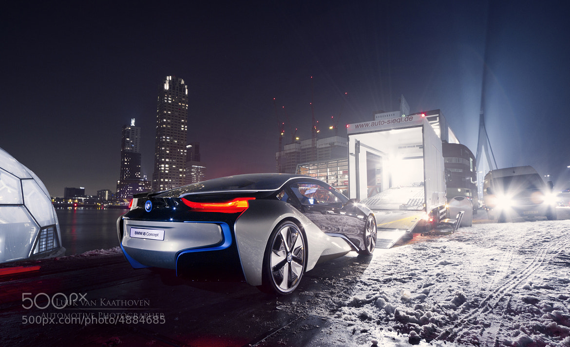 Photograph The i8 Concept by Luuk van Kaathoven on 500px