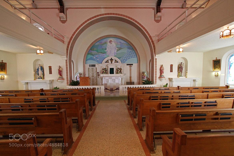 Photograph Catholic Church   by Rusty Wood on 500px
