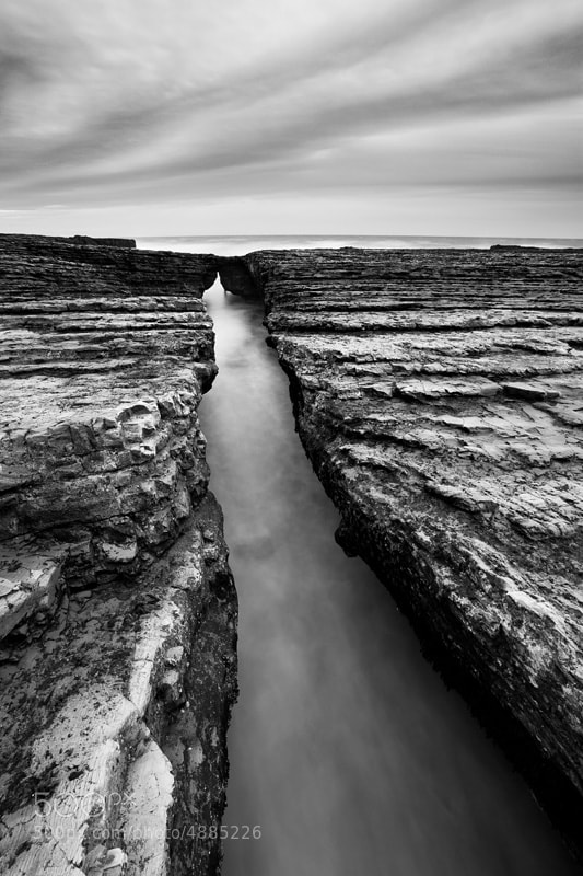 Photograph Hole in the Wall Beach by Lukas Wenger on 500px