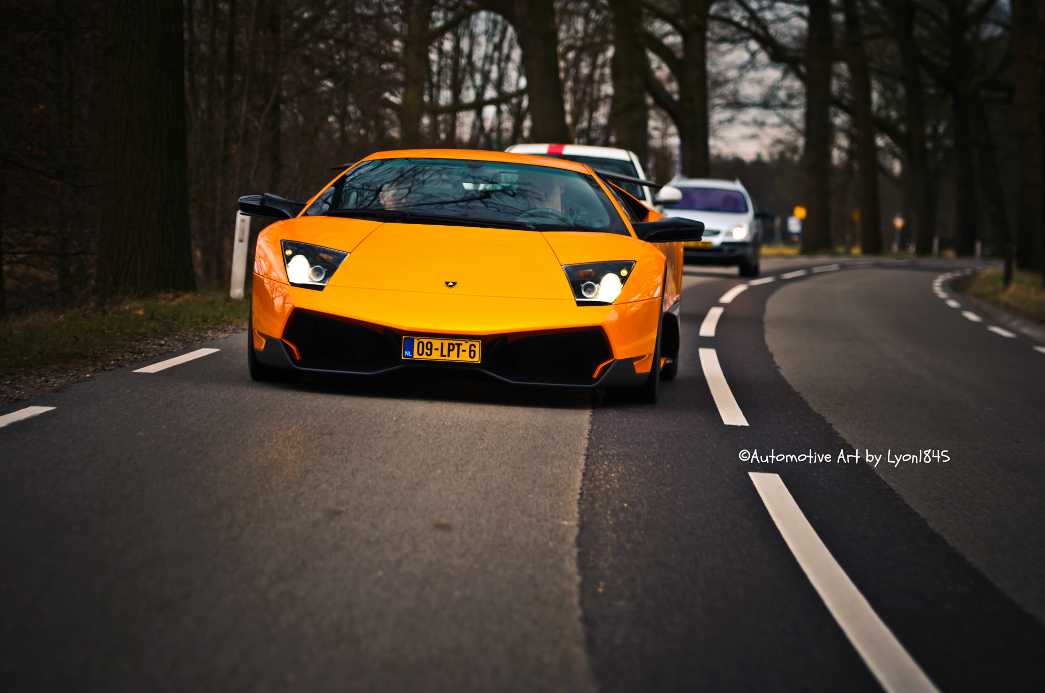 Photograph Lamborghini Murciélago LP670-4 SV by lyon1845 on 500px