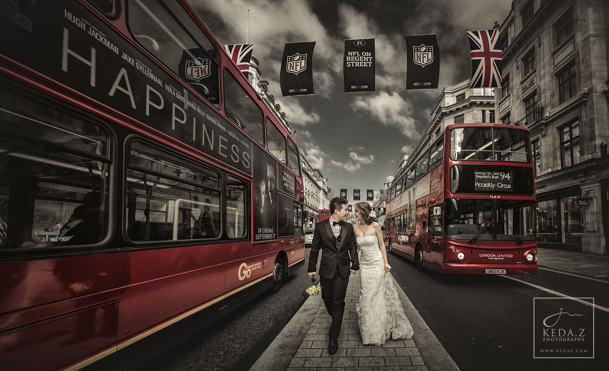 Photograph Red+Love=London by Keda.Z Feng on 500px