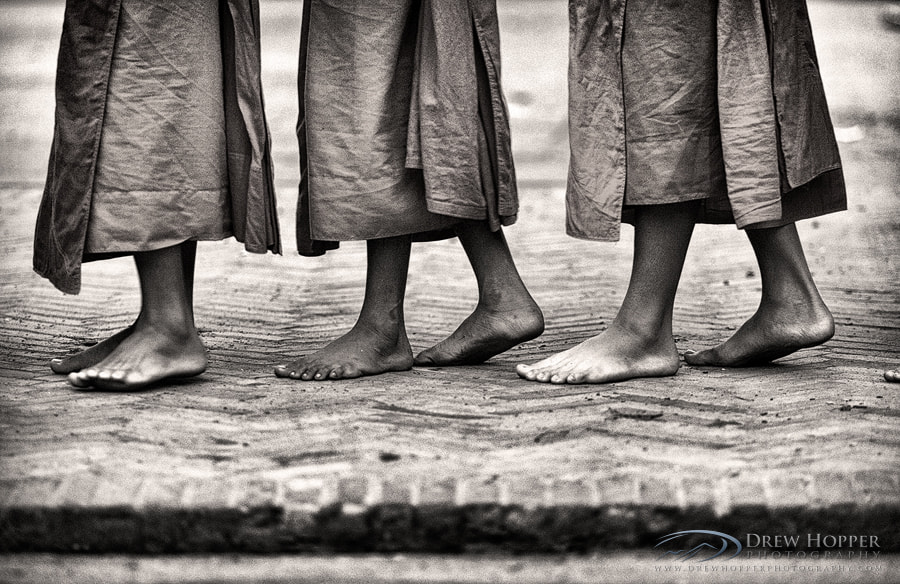 Photograph Morning Alms by Drew Hopper on 500px