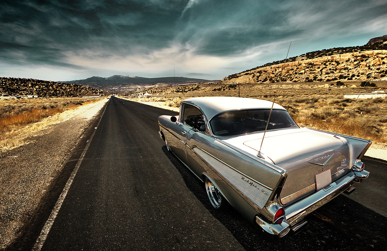 Photograph Roadtrip by Svend Damsgaard on 500px