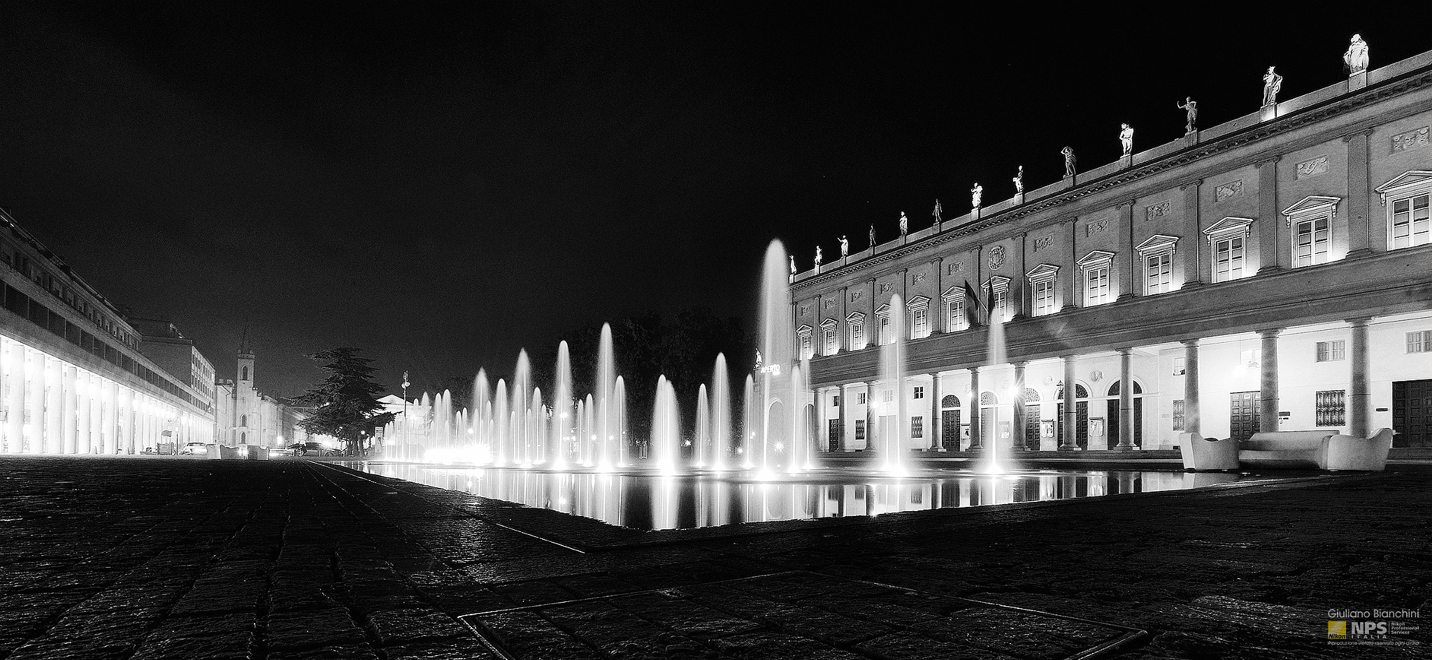 Photograph Teatro Valli - Reggio Emilia by Giuliano Bianchini on 500px