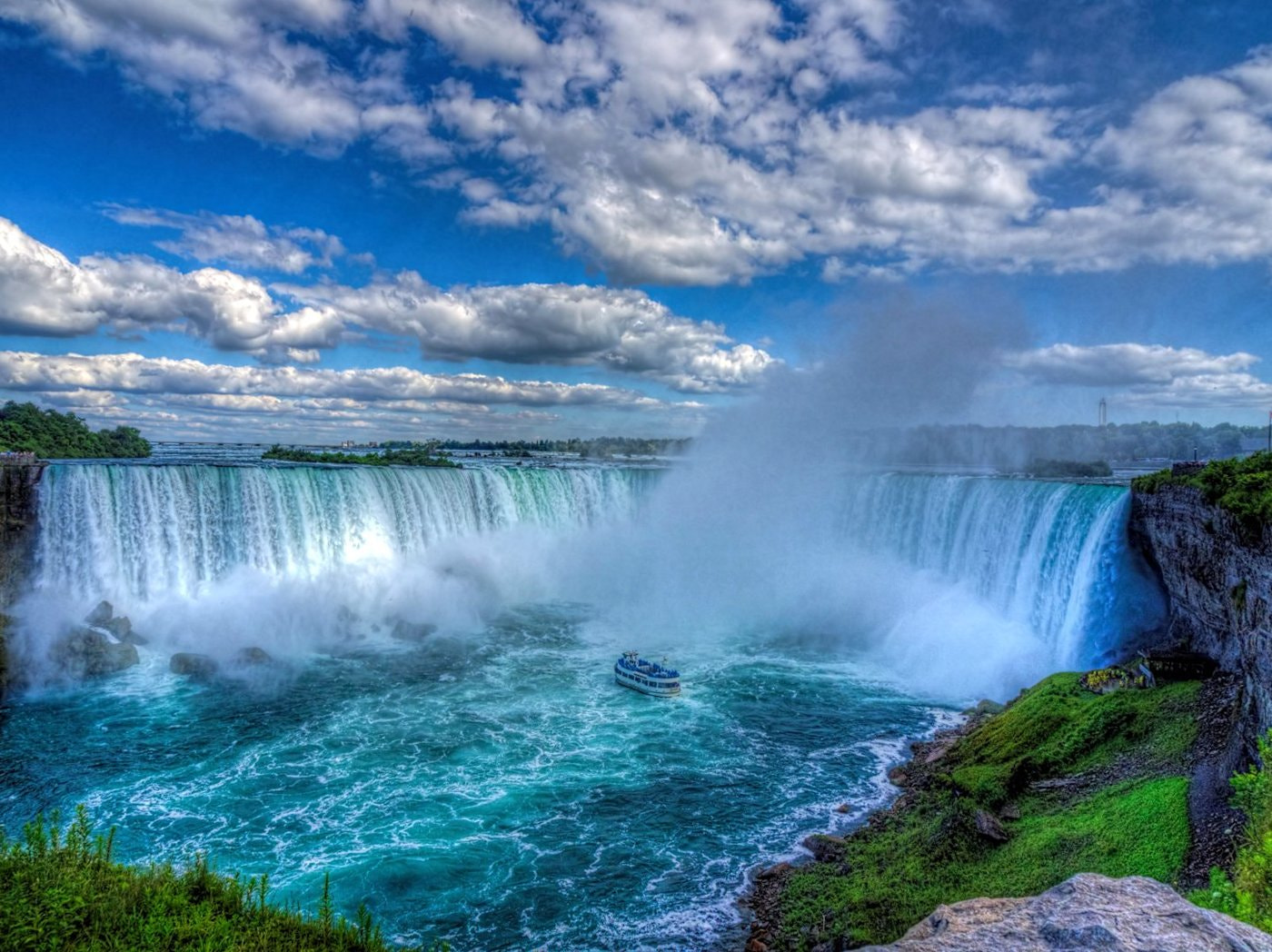 Photograph Canadian Falls by Grant MacDonald on 500px