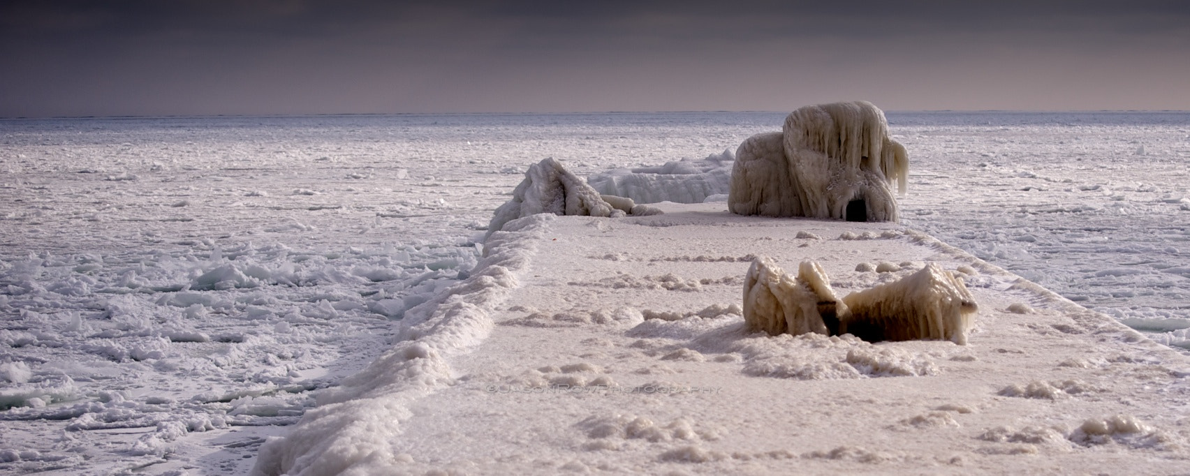 Photograph The Frozen Black Sea by Jason Row on 500px