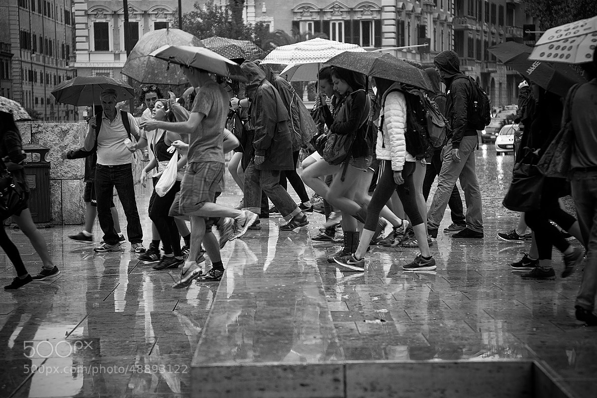 Photograph rain day by Antonio Torkio on 500px