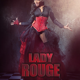 Cinematic: Lady Rouge by Calvin Hollywood (CalvinHollywood)) on 500px.com