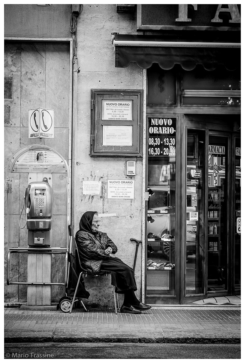 Photograph waiting for.... by Mario Frassine on 500px