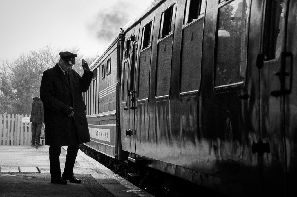 Photograph farewell by David Mar Quinto on 500px