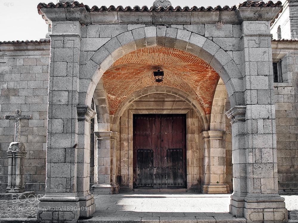 Photograph A porta fechada by Gemma  on 500px