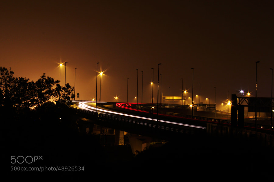 Photograph Highway by Khalil Hammami on 500px