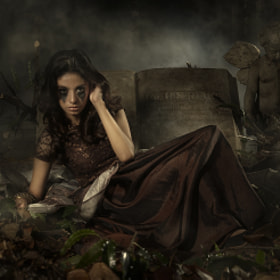 The Witch by Haryo KS (larvatus)) on 500px.com
