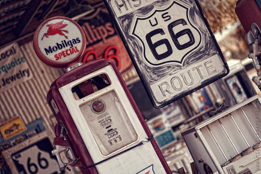 Photograph US 66 by Michael Adamek on 500px