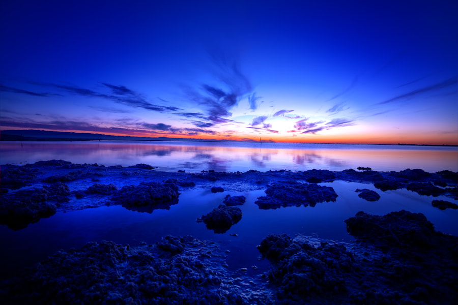 Photograph Salton Sea Sunrise by Shane Lund on 500px