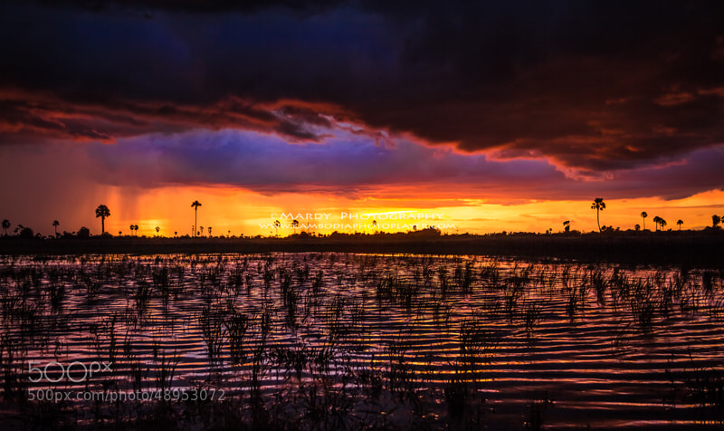 Photograph Raining vs Sunset! by Mardy Photography on 500px