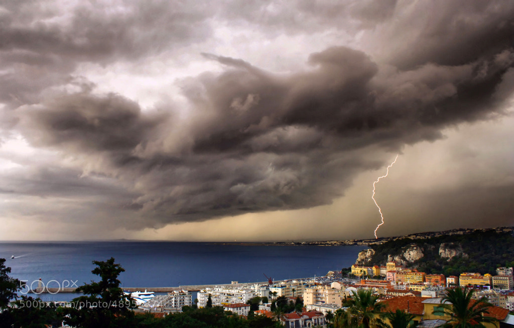 Photograph * Storm coming..* by clement jousse on 500px