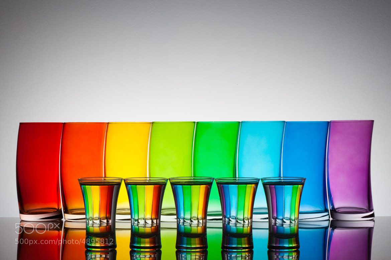 Photograph Rainbow Glasses by François Dorothé on 500px