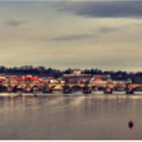 Panorama of Prague by Kate Eleanor Rassia on 500px.com