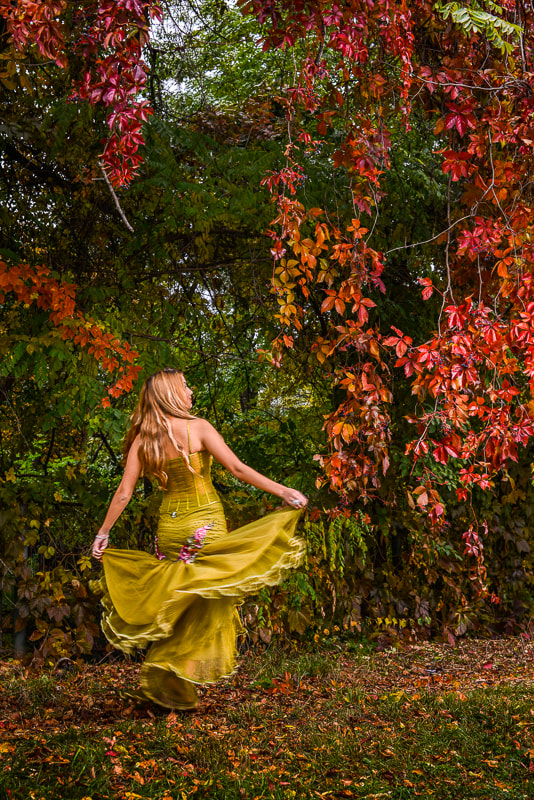 Photograph Autumnal Fairy by Stefan Neagu on 500px