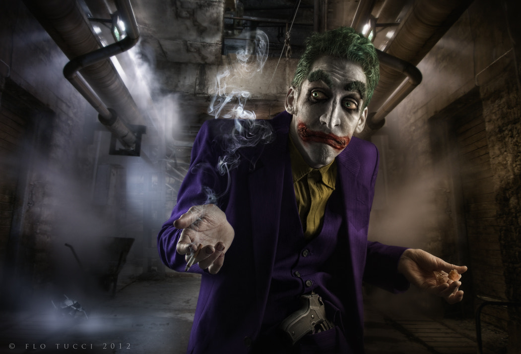 Photograph Arkham Series by Flo Tucci on 500px