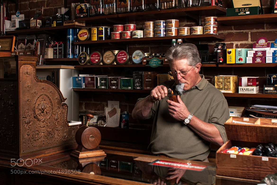Photograph The Tobacconist #2 by Seth Lowe on 500px
