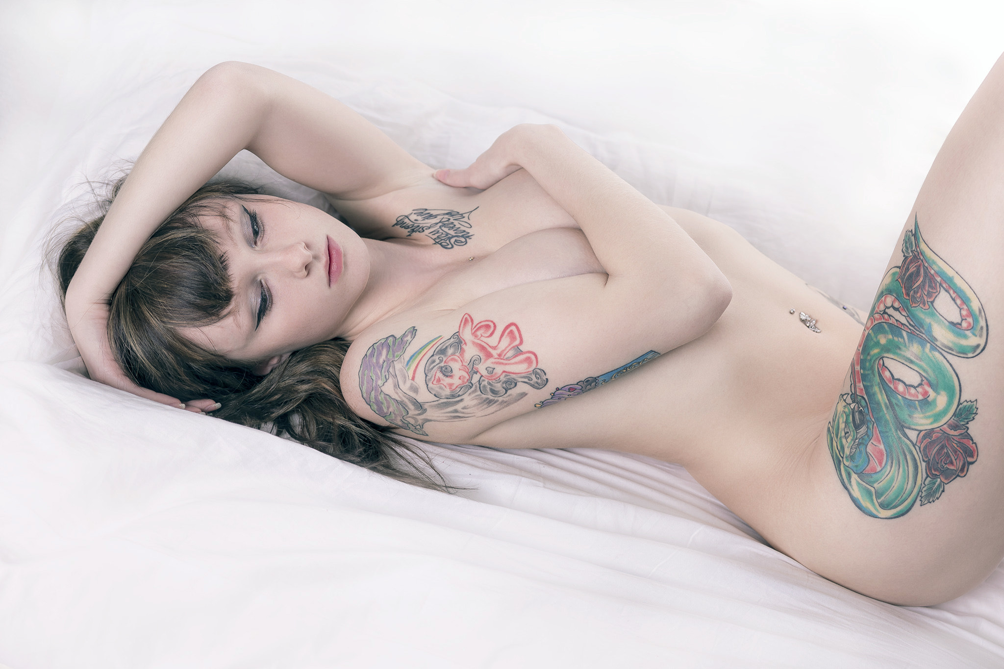 Photograph Tattoos by Guenter Stoehr on 500px