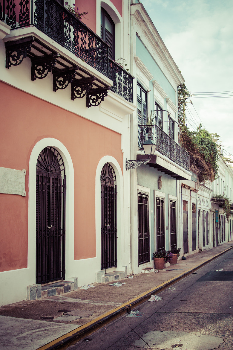 Photograph San Juan Street by Ruben Sanchez on 500px