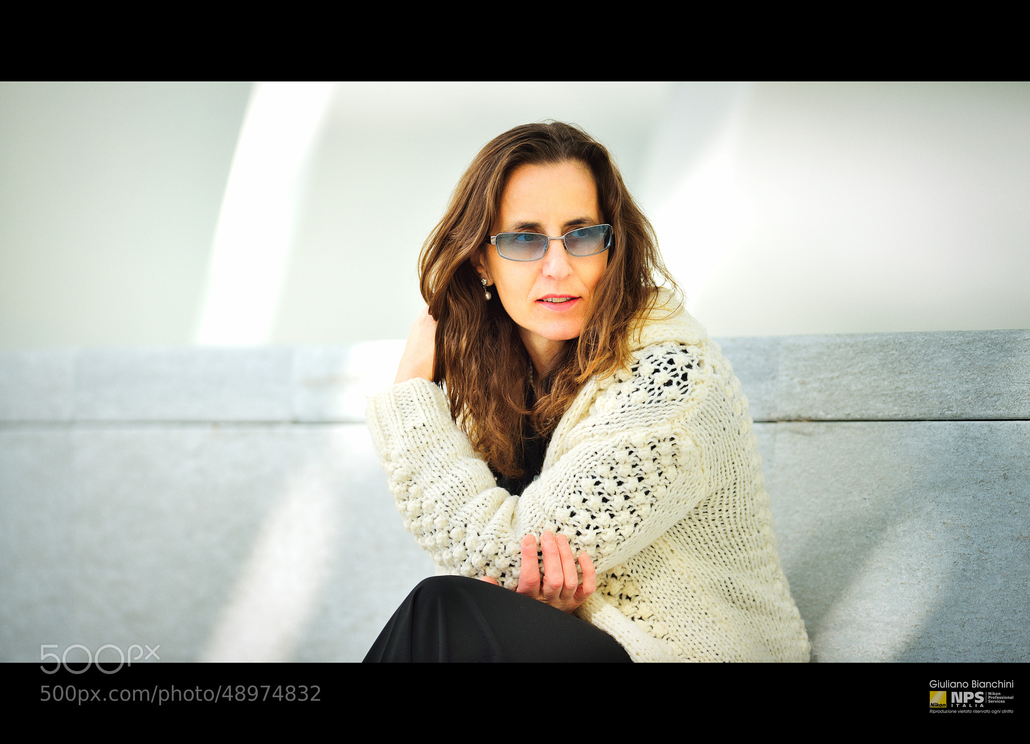 Photograph Woman - D800 by Giuliano Bianchini on 500px
