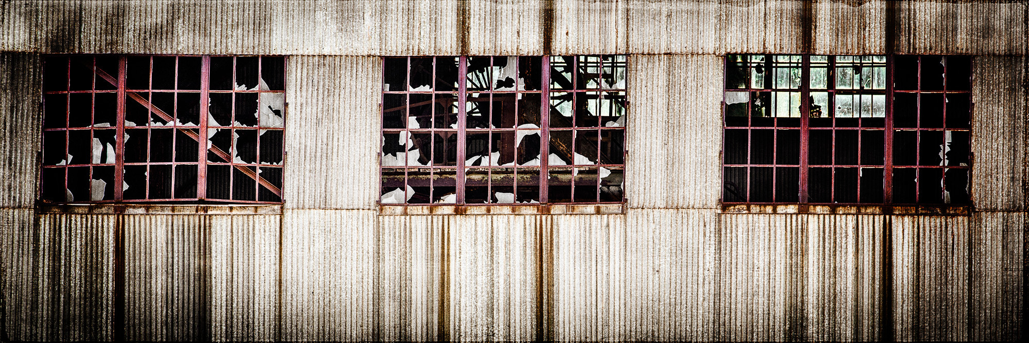 Photograph Three Windows by Paul Bartell on 500px