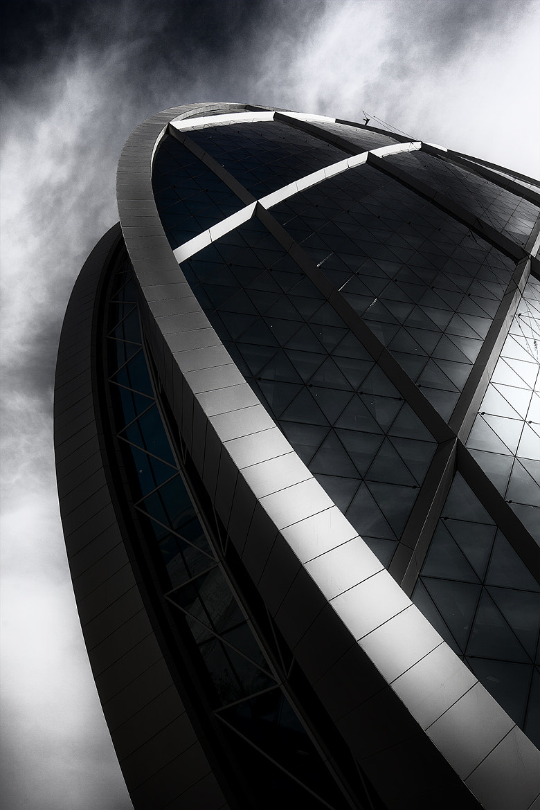 Photograph Aldar HQs 2 by Beno Saradzic on 500px