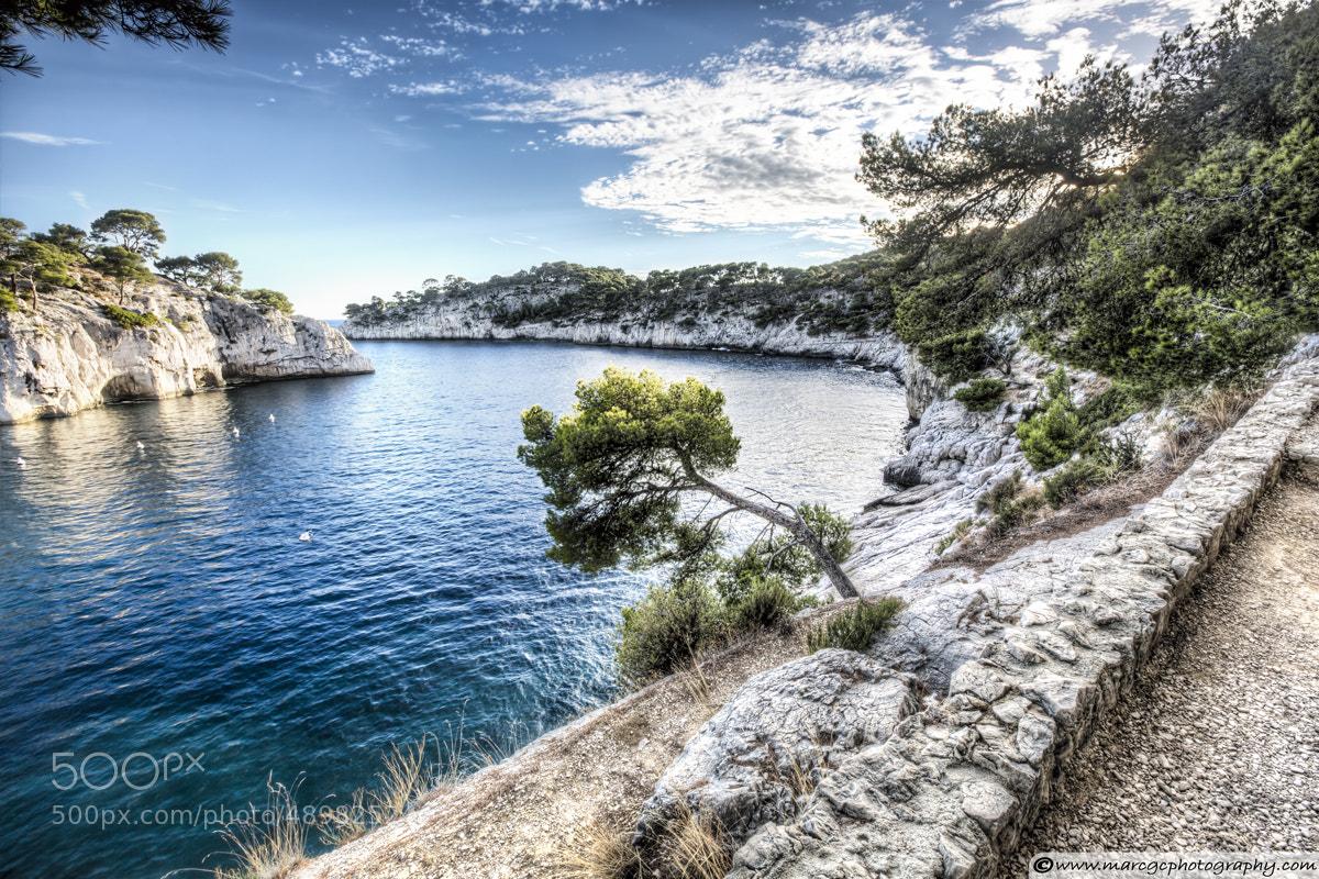 Photograph Calanque de Port-Miou (Cassis, France) by Marc Garrido on 500px