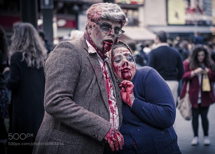 Photograph World Zombie Day London by Ian Schofield on 500px