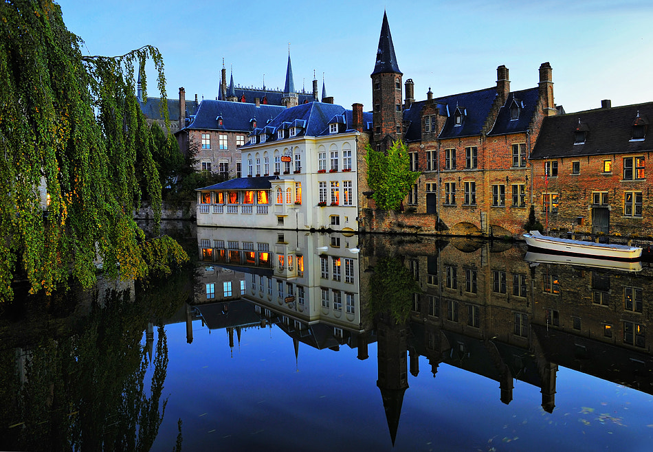 Photograph Bruges Morning by Aubrey Stoll on 500px