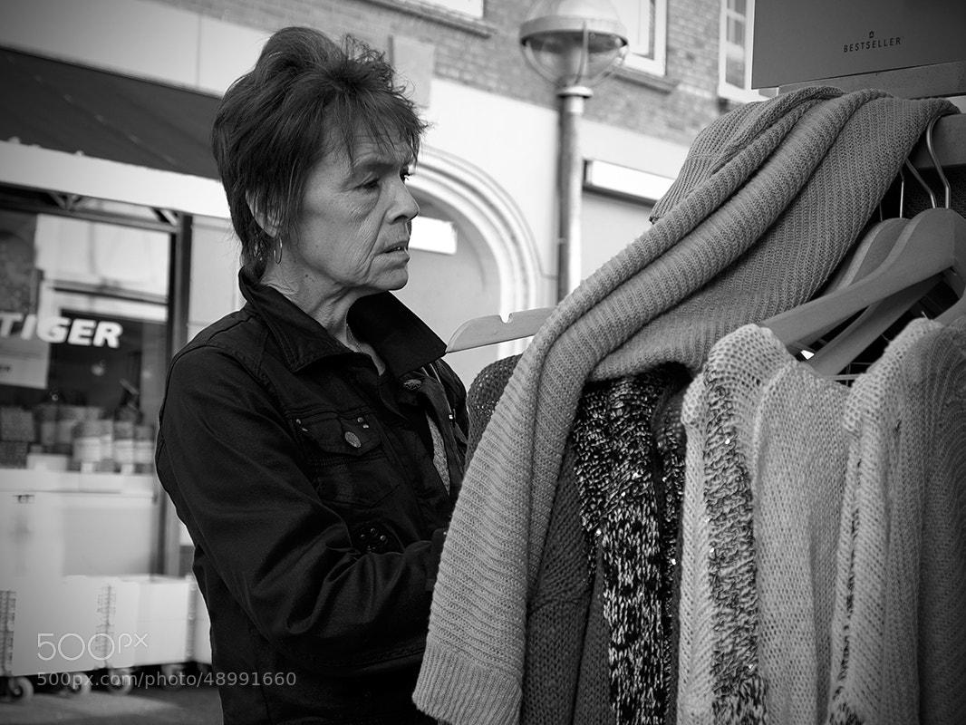 Photograph Shopping new clot by Søren Brøndum Christensen on 500px