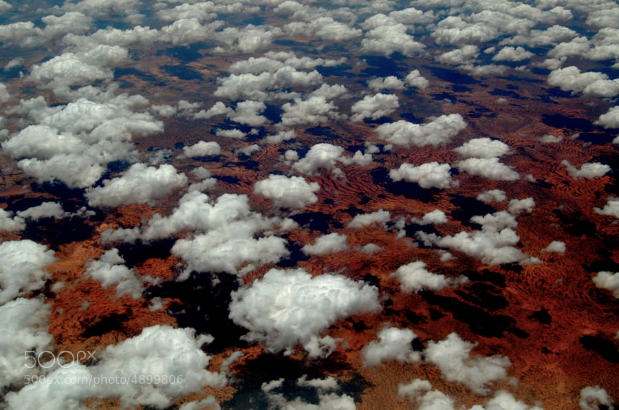 Photograph clouds over Somalia by Viktoria-and-Veniamin on 500px