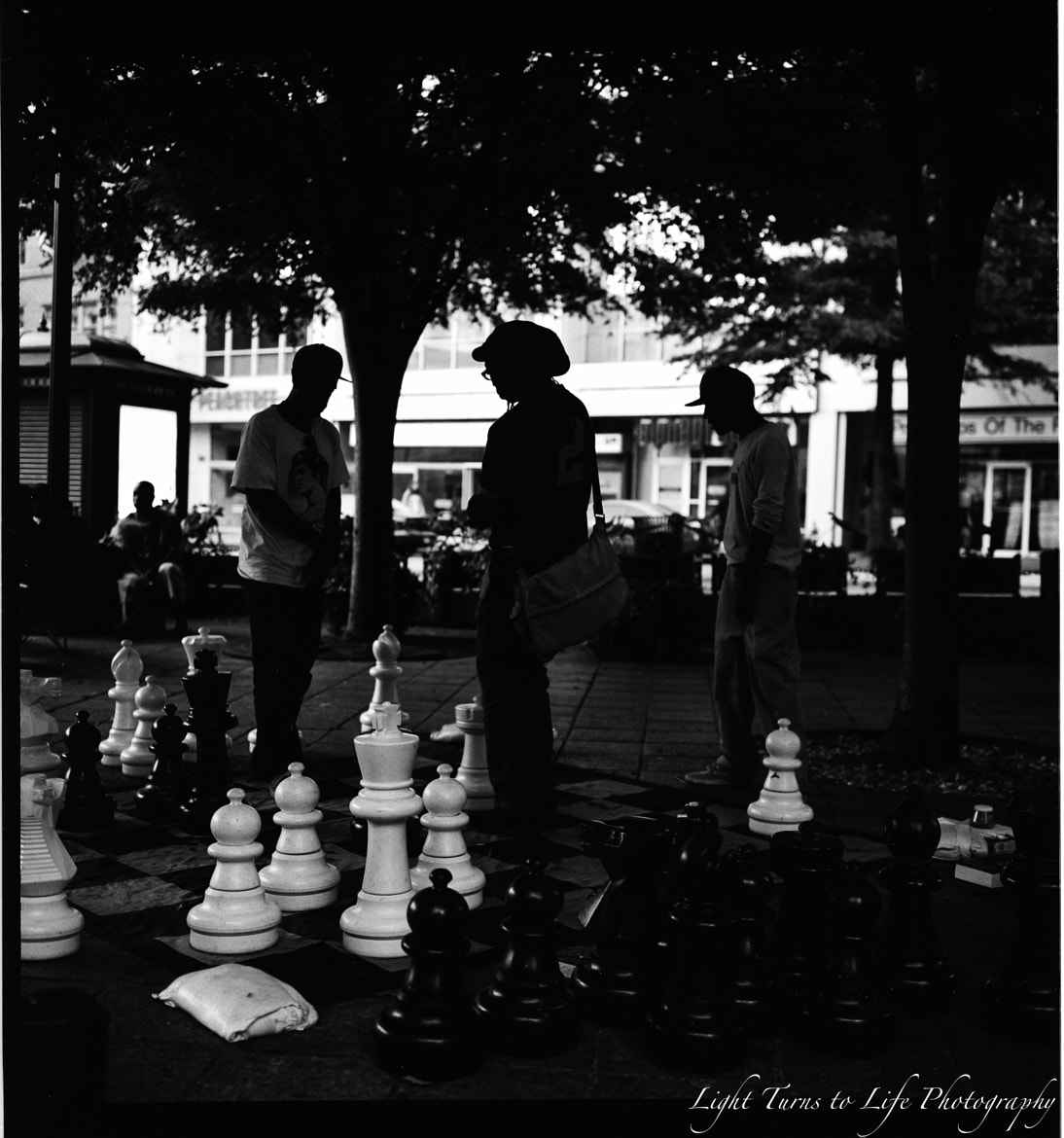Photograph Chess in the Park by Vinson Smith on 500px