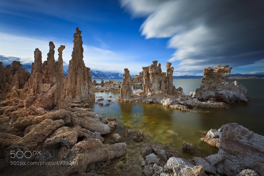 Photograph MonoLake by Helminadia Ranford on 500px