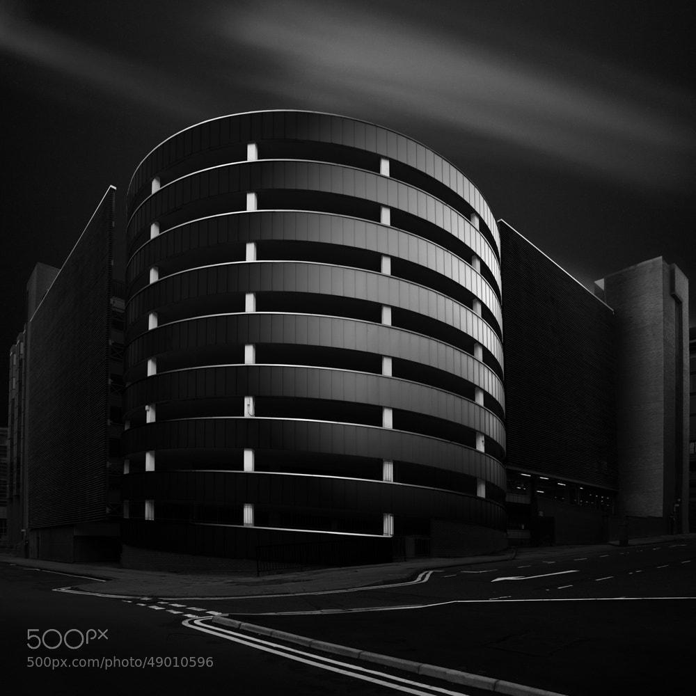 Photograph Waterloo Street Car Park by Billy Currie on 500px