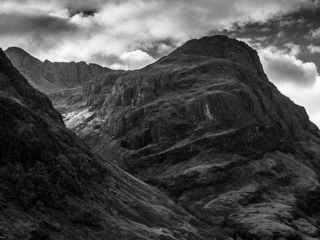 Photograph Glencoe - Three Sisters by Keith Muir on 500px