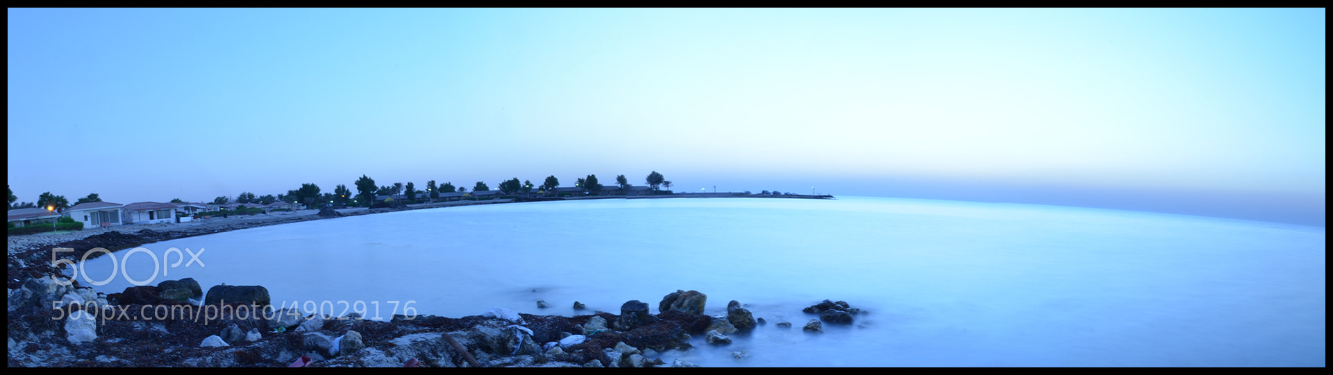 Photograph Panorama beach by Hussain Ali on 500px