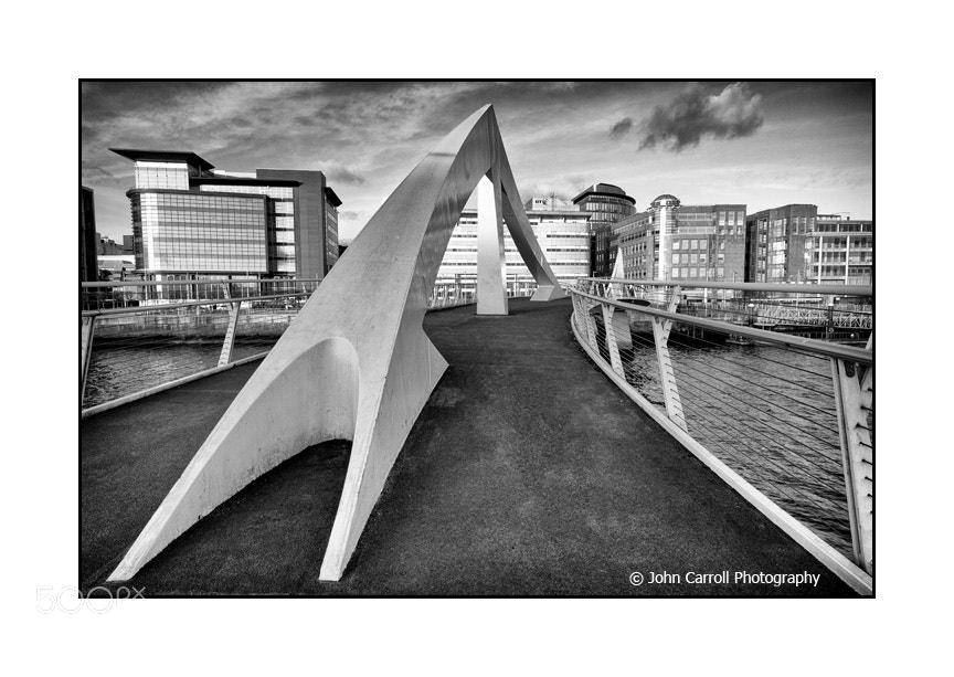 Photograph Tradeston Bridge, Glasgow by John Carroll on 500px