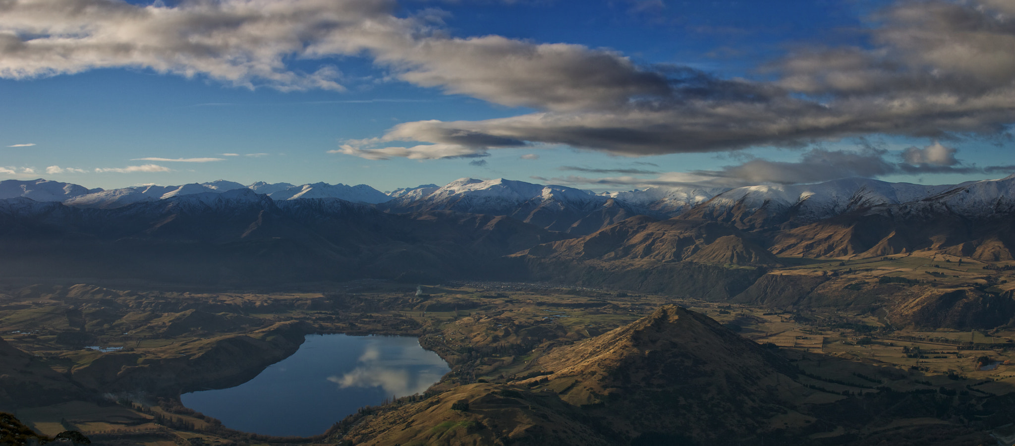 Photograph Queenstown Panorama #2 by James Cook on 500px